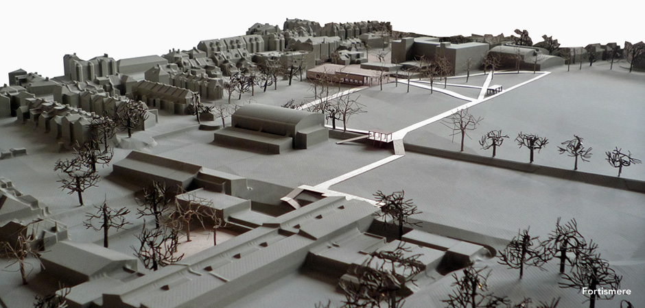 City Vision Networks — 3D Urban Modelling, 3D Physical