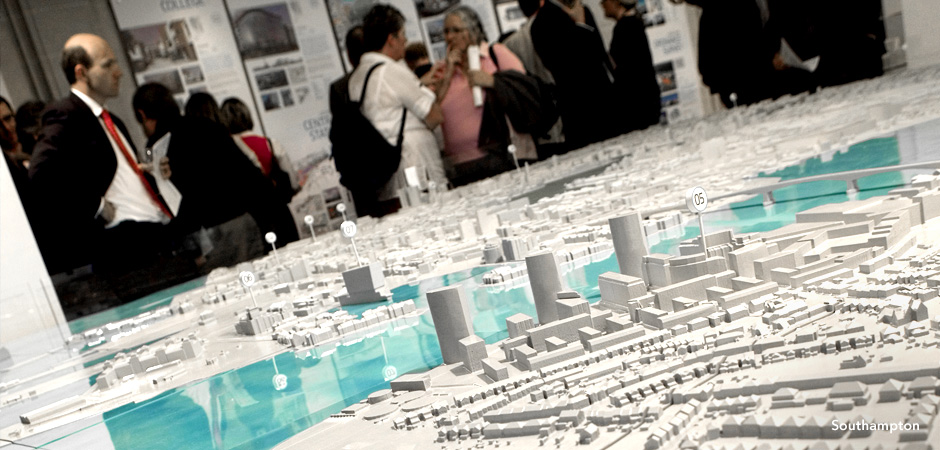 City Vision Networks 3d Urban Modelling 3d Physical